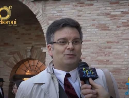 Grafiche Fioroni all'Abbazia di Santa Croce